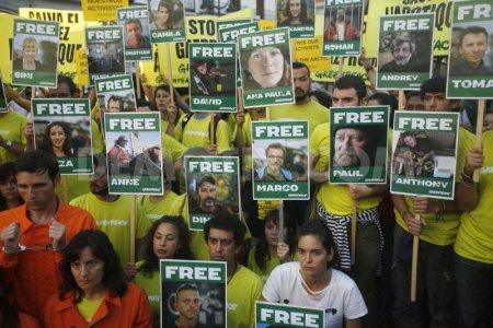 Russia, oltre 1 milione di firme per la liberazione degli attivisti di Greenpeace
