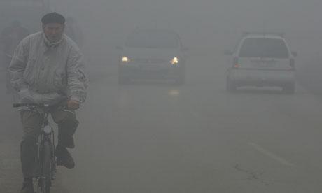 Smog in Europa, a rischio il 90% dei cittadini