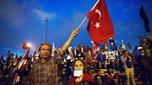 Turchia, il web dà voce alla protesta