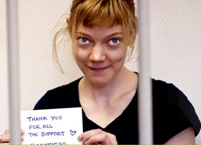 Greenpeace, dal 6 novembre Russia sotto processo per il sequestro degli attivisti