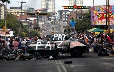 Ucraina e Venezuela: chi sono gli invasori?