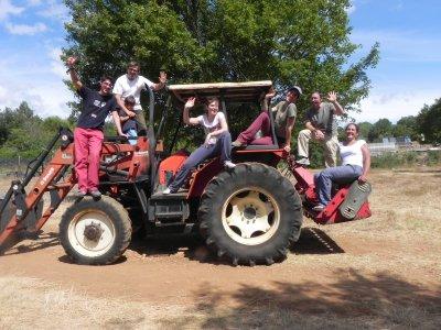 """Due giornate dedicate allo """"scollocamento"""" al Parco dell'Energia Rinnovabile in Umbria"""