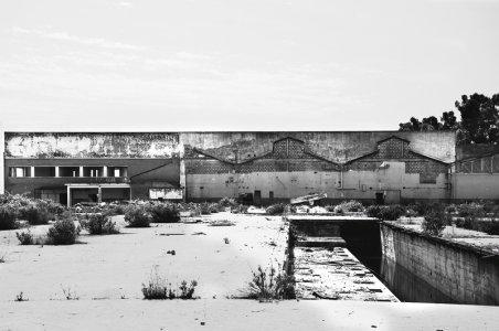 Goodyear, take me home. Reportage fotografico nella ex fabbrica di pneumatici.