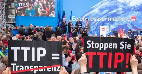 TTIP, il trattato che cancellerà diritti e garanzie