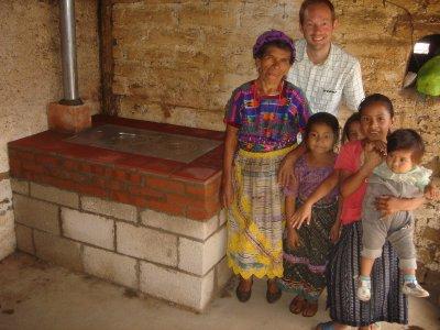 Intervista a Dom Williams, volontario in America Latina