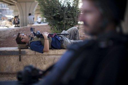James Foley, una vita a caccia di notizie