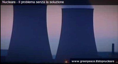 VIDEO - Nucleare, Greenpeace lancia il 'contro-spot'