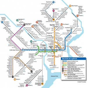 A Filadelfia una metro che produce energia