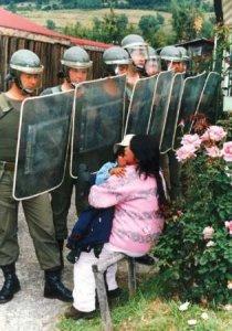 Cile, padroni a casa Mapuche