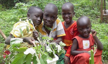 '1000 orti in Africa' sbarca alla Casa Bianca