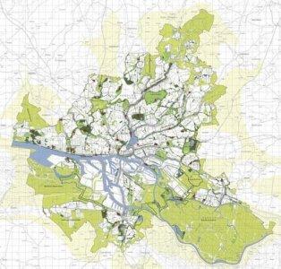 Amburgo, via le automobili nel giro di 20 anni