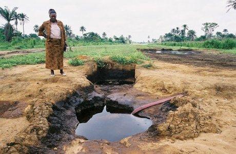 Shell sotto accusa per le fuoriuscite di petrolio nel delta del Niger