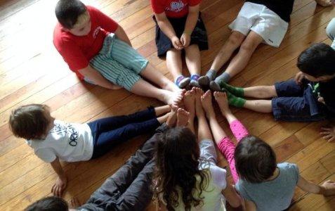 «Il nostro modo per essere felici? Insegnare la libertà ai bambini»