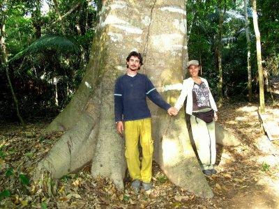 Michel, da Como al Perù per salvare l'Amazzonia