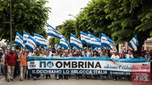 In 60mila per dire no alle trivelle in Adriatico