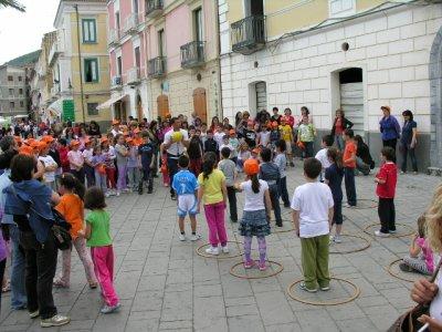 La Transizione va a scuola, l'esperienza di San Giovanni a Piro