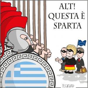 Oltre la Grecia, da Leonida a Tsipras