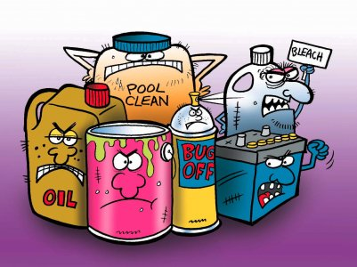 Cocktail chimici ogni giorno: ecco come ci fanno ammalare