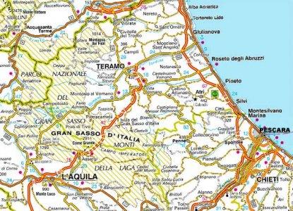 Abruzzo, per la ricostruzione una maxi-stazione sciistica