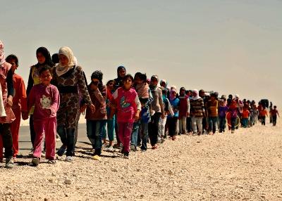 Perché partono gli emigranti per terre lontane? E' la globalizzazione, bellezza!