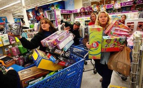 La ripresa dei consumi è una sciagura, comprate il meno possibile