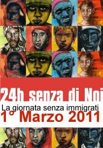 Siamo tutti libici, tunisini, egiziani. Ieri la marcia dei migranti