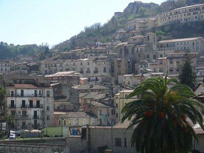 La Calabria in treno
