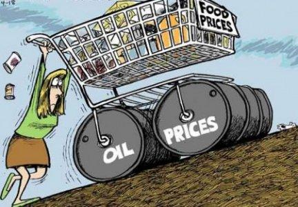 Prezzi alimentari alle stelle, a febbraio un'impennata
