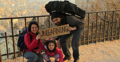 Unlearning: un inno gentile alla disobbedienza