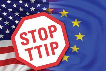 Il 7 maggio in piazza a Roma contro il TTIP