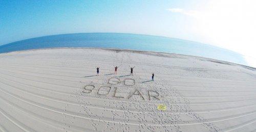 Finanziato dalla gente l'impianto solare di Lampedusa