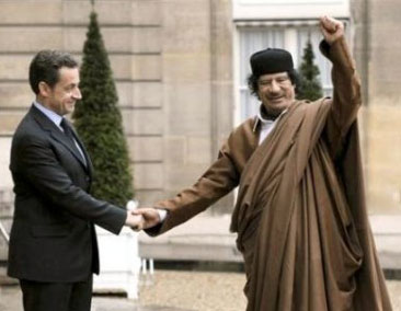 Libia: gli interventi militari e la crisi dei movimenti pacifisti