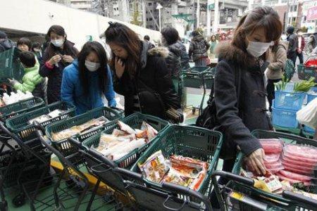 Fukushima, scatta l'allarme sul cibo contaminato