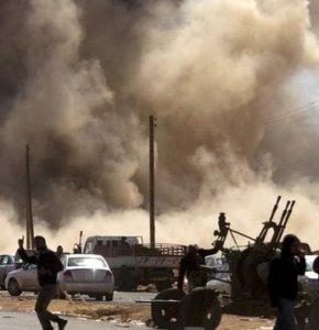 Libia, il terzo giorno dei bombardamenti 'umanitari'