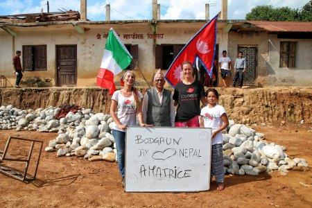 Dal Nepal ad Amatrice: 7000 chilometri di solidarietà e amore