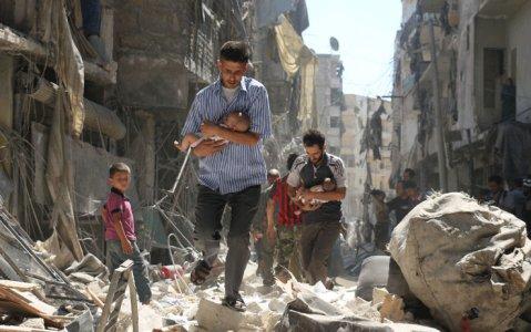 L'altra verità su Aleppo e la guerra in Siria