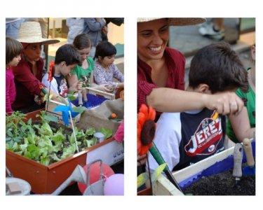 Bambini e permacultura: la via del cambiamento