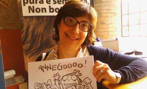 Simonetta, lettrice ambulante: una passione come lavoro