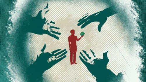 Una volta si chiamava carità pelosa: l'umanitario funzionale al potere