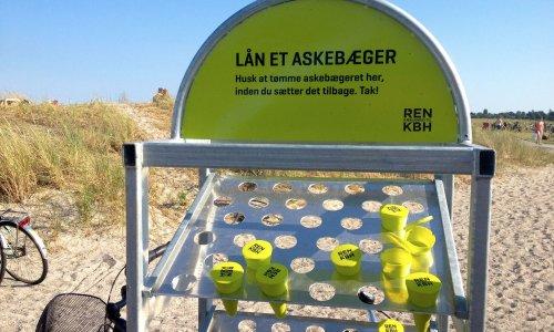 Mozziconi e ceneri da barbecue: impariamo da Copenaghen