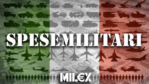 La Rete per il Disarmo: «Ecco cosa si spende veramente per le armi in Italia»