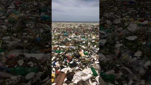 La crescita economica? Significa produrre un mare di rifiuti...