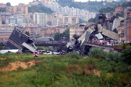 Quel ponte crollato e i morti di Genova: ora si scava non solo tra le macerie...