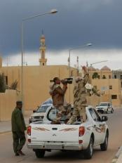 La Libia, gli insorti e il popolo