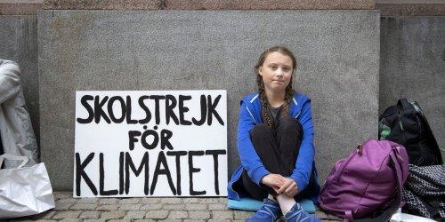 Greta Thunberg presidente del consiglio, subito!