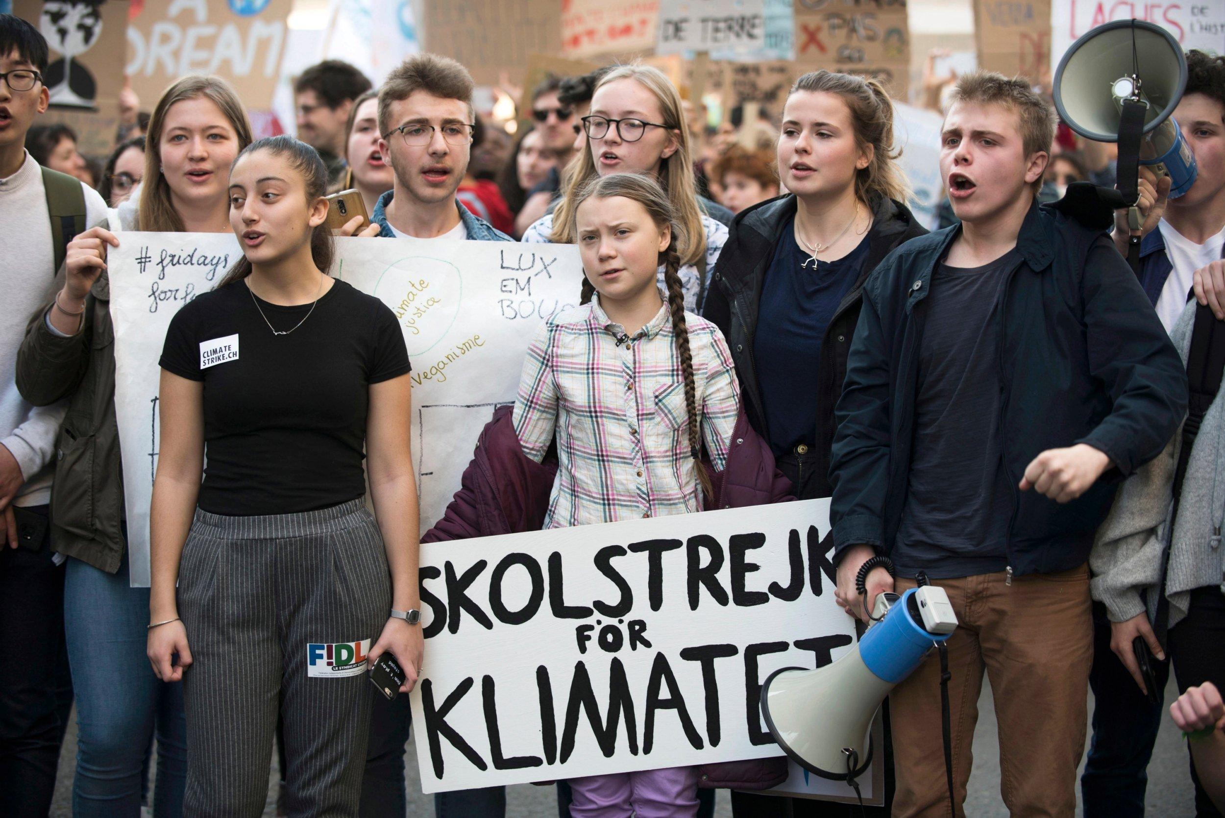 Non si è mai troppo piccoli per cambiare il mondo: la Davide Greta Thunberg contro i Golia del potere