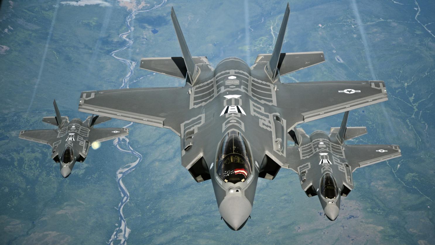 Rete Disarmo: «No F-35, Governo e Parlamento non spendano 10 miliardi per nuovi caccia da guerra»