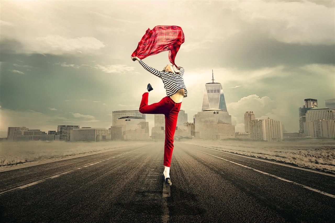 Possiamo cambiare il nostro mondo e la nostra vita lasciandoci alle spalle le paure