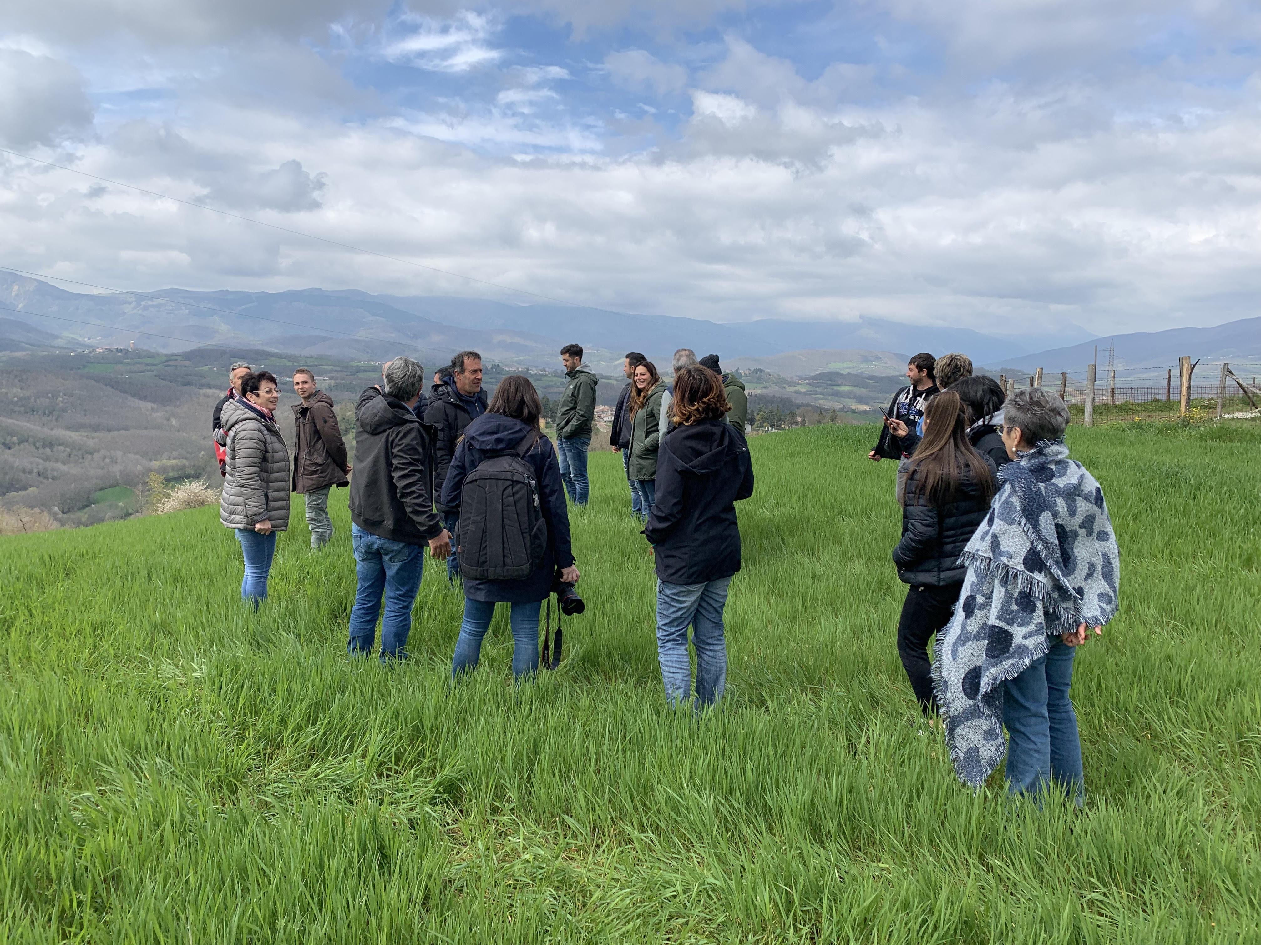 Da Amatrice al Veneto: il modello del biodistretto funziona