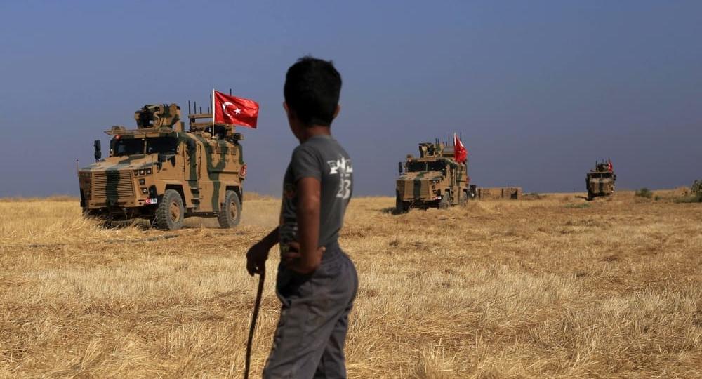 L'appello: «L'Italia sospenda tutte le forniture di armi verso la Turchia»